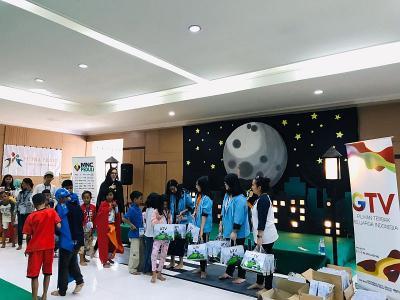 MNC Peduli Gelar Charity Children Camp 2019 di Cianjur