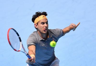 Girangnya Thiem Hentikan Laju Juara Bertahan ke Babak Pamungkas ATP Finals 2019