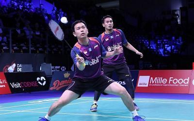 Tidak Juara di Dua Turnamen Terakhir, Ahsan Hendra Akan Lakukan Evaluasi
