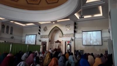 Memperkuat Ukhuwah Islamiah, Komunitas Mualaf Gelar Silaturahmi