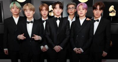 Outfit Tuxedo BTS di Grammy 2019 Bakal Masuk Museum, seperti Ini Tampilannya