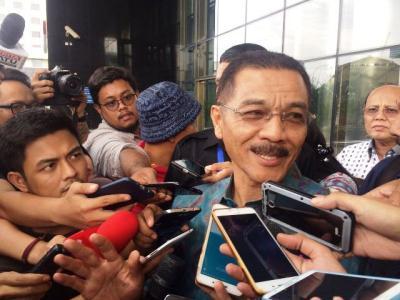 Diperiksa KPK, Gamawan Fauzi Akui Teken Proyek Pembangunan Kampus IPDN