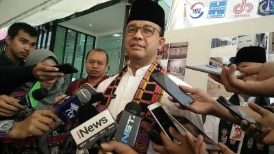 Anies Gusur Kawasan Sunter, PDIP: Sekarang Dia Ikuti Cara Ahok