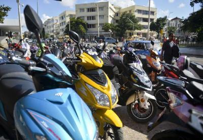 Negara Ini Rasakan Manfaat Penggunaan Motor Listrik, Terhindar dari Krisis BBM