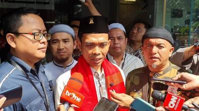 Sambangi KPK, Ustadz Abdul Somad Harap Pimpinan yang Baru Amanah