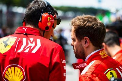 Vettel Sayangkan Senggolan dengan Leclerc di F1 GP Brasil 2019