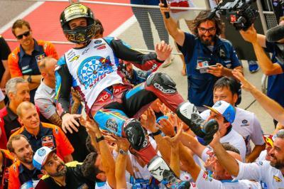 Honda Takkan Beri Tekanan Berlebih kepada Alex Marquez