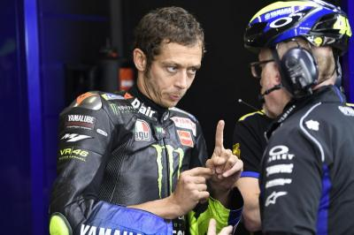 Harapkan Perbaikan, Rossi: Yamaha Tak Boleh Bersembunyi di Balik Kesuksesan Quartararo