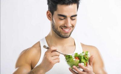 Pola Makan Vegetarian Bikin Kekuatan Ereksi Pria Meningkat 500 Persen?