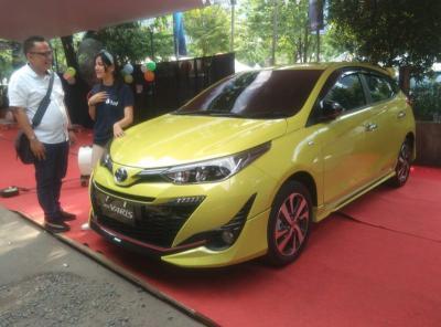 Toyota Yaris Bidik Kalangan Milenial di Ajang DWP