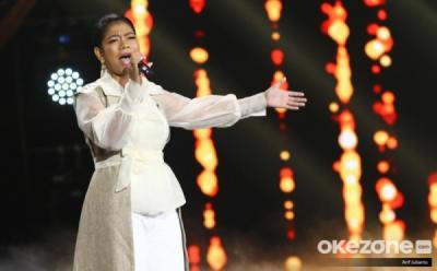 Dukung Ainun di Spektakuler Indonesian Idol, Ini Penampakan Kak Jerry