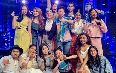 Daftar 14 Finalis Indonesian Idol yang Lolos Spektakuler Minggu Depan