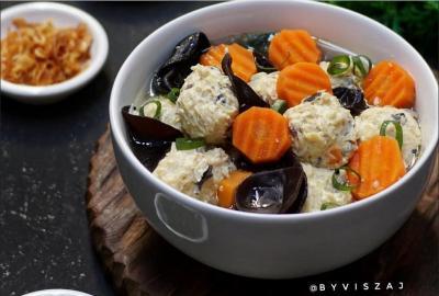 Menu Lezat Hari Ini, Bikin Sup Bakso Rambutan dan Empal Daging Yuk!