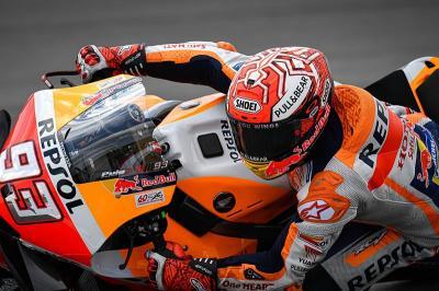Marquez Bandingkan Motor Balap Honda 2020 dengan 2019