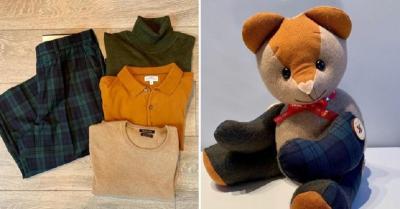 Wanita Ini Sukses Jualan Boneka dari Baju Bekas Orang yang Sudah Meninggal