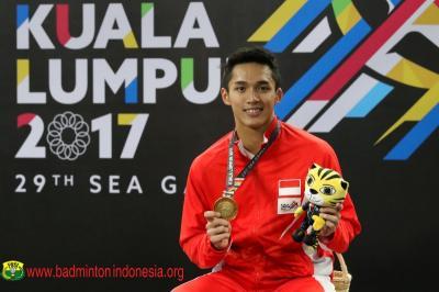 5 Negara Tersukses di Cabang Olahraga Bulu Tangkis SEA Games