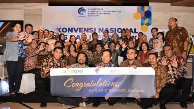 Kominfo Gelar Konvensi Nasional Pos dan Informatika