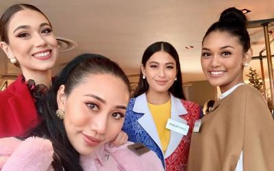 Hari Kedua Karantina Miss World 2019, Kelompok Head to Head Challenge Ditentukan