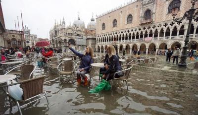 Venesia Banjir, Masih Bisakah Dikunjungi?