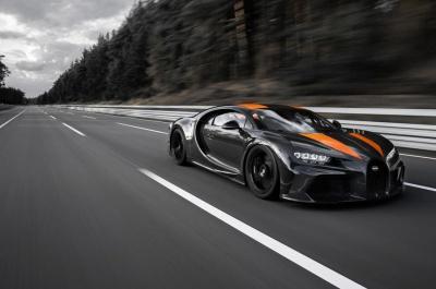 Sukses Tembus 490 Kpj, Banderol Bugatti Chiron Jadi Rp54,5 Miliar