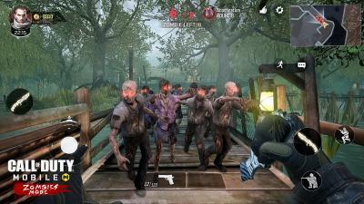 Ini Cara Bermain Mode Zombie Baru di Call of Duty Mobile