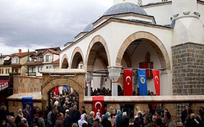 Azan Dikumandangkan di Masjid Kuno Makedonia Utara Pertama Kalinya dalam 107 Tahun