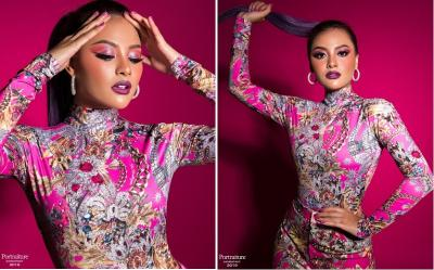 Photoshoot Aurel Hermansyah Menjelma Jadi Krisdayanti, Seksinya Kebangetan!