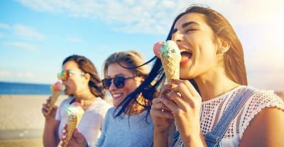 Kesalahan Orang saat Makan Es Krim, Bikin Rasanya Tidak Keruan!