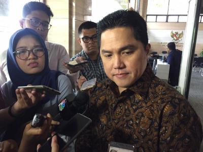Erick Thohir Libatkan Menteri Lain untuk Tetapkan Pejabat BUMN