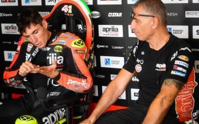 Espargaro Terkesan dengan Metode Kerja Dovizioso Bersama Ducati