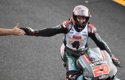 Morbidelli Terkesan dengan Debut Quartararo di MotoGP