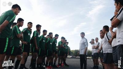 Jelang Semifinal SEA Games 2019, Indra Sjafri Khawatirkan Kondisi Pemain Timnas Indonesia U-22