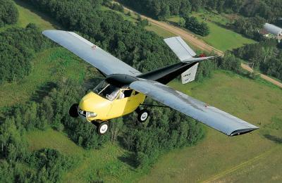Mengenal Mobil Terbang yang Dibuat Pertama di Dunia