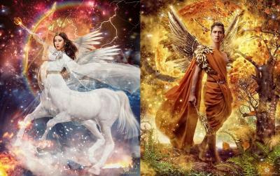 Intip Photoshoot Natasha Wilona dan Verrel Bramasta Jadi Raja dan Ratu Zodiak