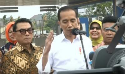 Dirut Garuda Dipecat, Jokowi: Pesannya Jelas Jangan Main-Main!