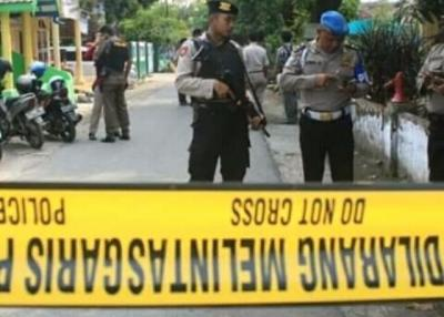 Pascapenangkapan Terduga Teroris di Sentani, Polisi Geledah rumah Kontrakan