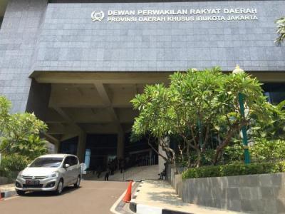 DPRD DKI Curigai Anggaran Rehab Pos Satpam Sekolah Rp9,8 Juta Per Meter