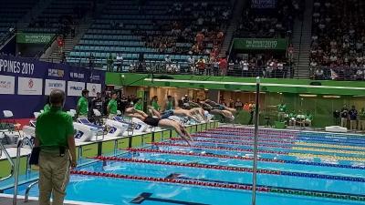 Cabor Renang Berhasil Tambah Dua Medali Perak Indonesia di SEA Games 2019