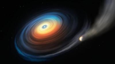 Teleskop Temukan Planet Raksasa Dekat Bintang Katai Putih