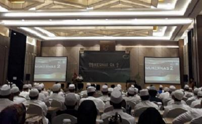 Wapres Ma'ruf Amin Akui Kiprah Rabithah Alawiyah dalam Pembangunan Bangsa