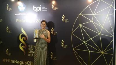 Berikut Daftar Pemenang Festival Film Indonesia 2019