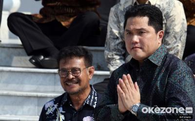 Erick Thohir Bersih-Bersih Garuda di Akhir Pekan, 4 Direksi Dipecat
