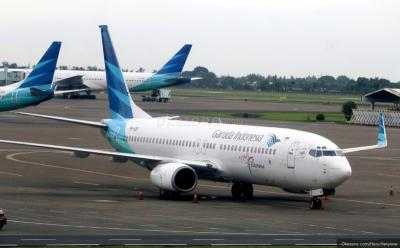 Erick Thohir Rombak Direksi, Kemenhub Pastikan Penerbangan Garuda Tak Terganggu