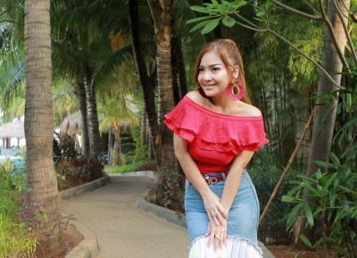 Seksi Berbikini, Irma Darmawangsa Banjir Pujian Netizen