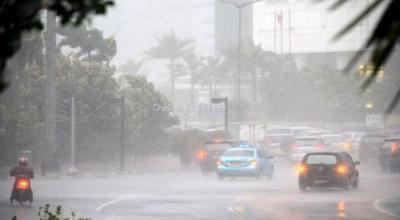 Akhir Pekan, Jakarta Diprediksi Hujan di Siang Hari