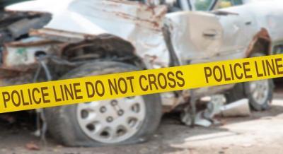 Truk Kontainer Kecelakaan di Tol Jagorawi, Lalu Lintas Padat Merayap