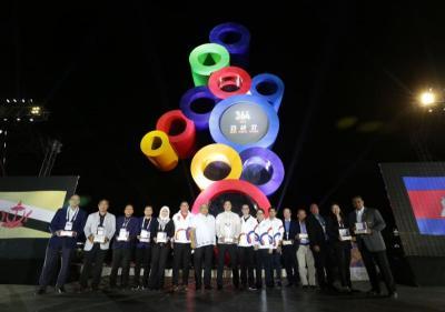 Perolehan Medali SEA Games 2019, Minggu 8 Desember Pukul 19.00 WIB