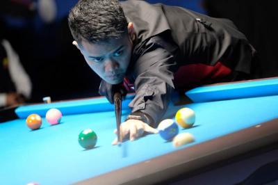 Langkah Pebiliar Ismail Kadir Terhenti di Semifinal SEA Games 2019