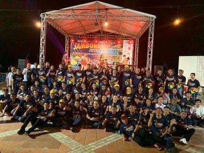 Tutup Kegiatan Akhir Tahun, Komunitas CR-V Gelar Munas & Jambore Ketiga