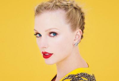 Forbes Kembali Nobatkan Taylor Swift Jadi Musisi Terkaya Dunia